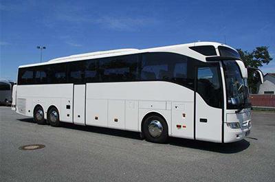 Business class bus