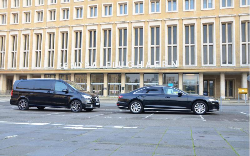 Chauffeurservice München